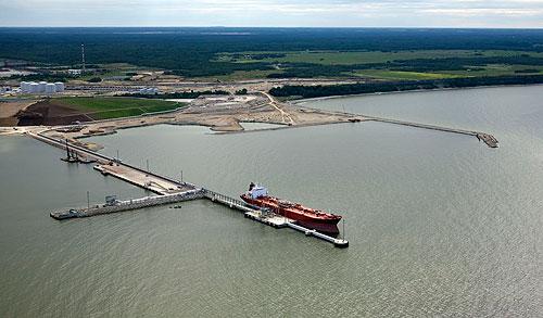 В Силламяэ хотят построить нефтеперерабатывающий завод