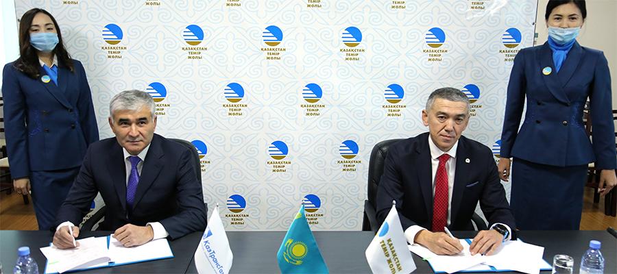 Казахстанские железные дороги намерены использовать СПГ на тепловозах