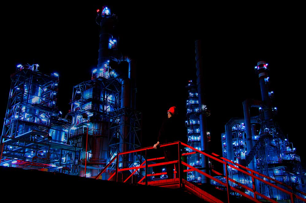 International bidding and corporate security in the oil and gas sector