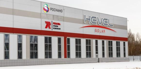 Хевел запустила в Оренбуржье 2 солнечные электростанции мощностью по 10 МВт каждая