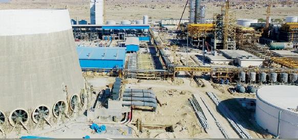 Нефтехимический завод в Иране начал выпуск метанола