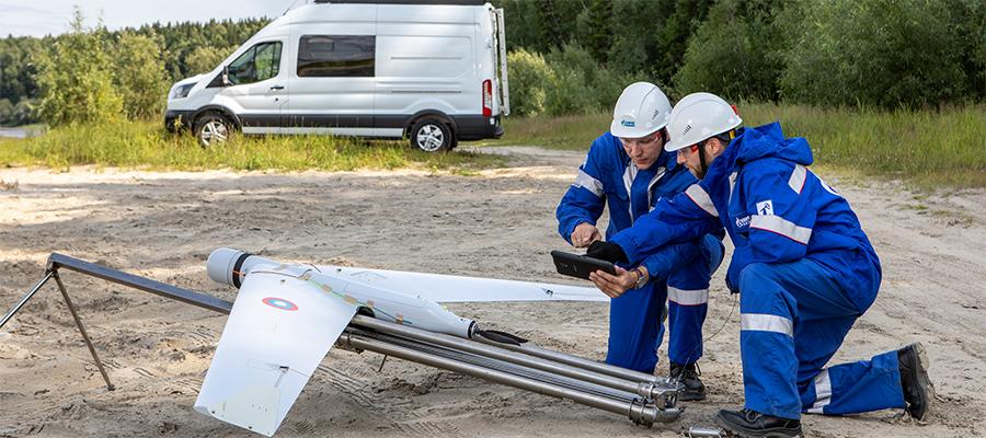 Газпром нефть расширяет экологический мониторинг с помощью беспилотников