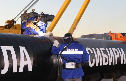 Газпром попросил административные льготы для МГП Сила Сибири