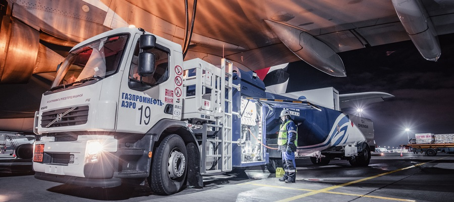 Gazprom Neft increases jet fuel sales in the 1st quarter of 2020