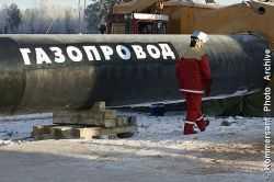 Украина недосчиталась половины транзитного газа