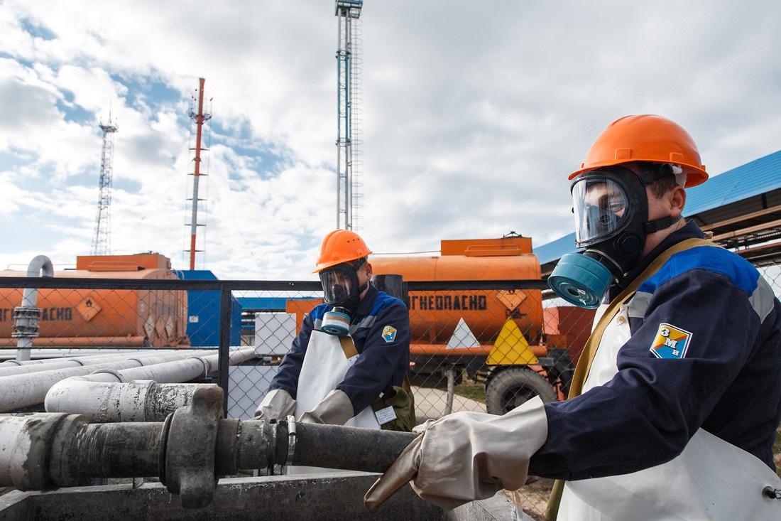 Геоэкология метанола, используемого в газовой промышленности