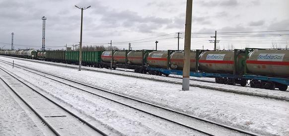 Утечку ядовитого газа ликвидировали на железной дороге в Забайкалье. Угрозы экологии нет
