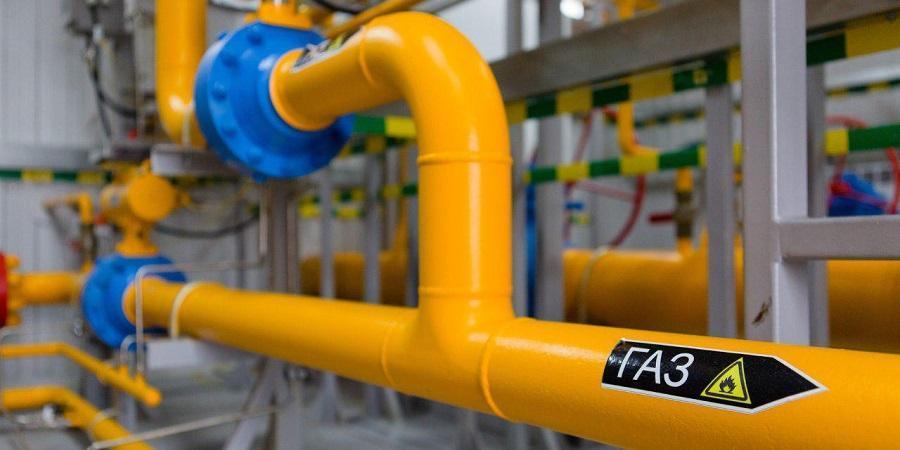 Переустроенный участок газопровода Темрюк - Тамань подключили в работу