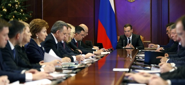 Medvedev: Russian Investment Forum in Sochi to focus on national projects