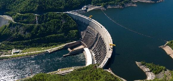 Справка о гидрологических режимах Саяно-Шушенской ГЭС с 5 по 12 июня 2017 г