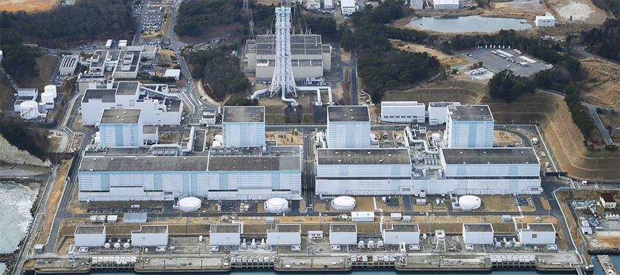 Tokyo Electric Power представила план демонтажа АЭС Фукусима-2