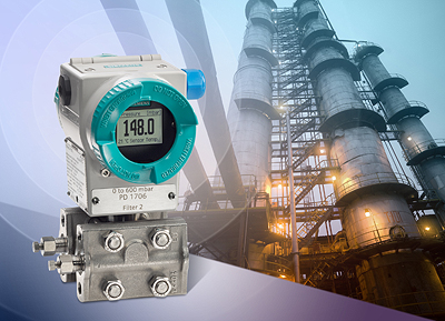 Siemens expands its portfolio with pressure transmitters for the highest requirements