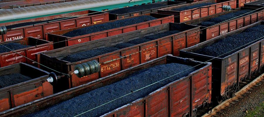 Электростанции Украины снизили отгрузку импортного угля на 17%