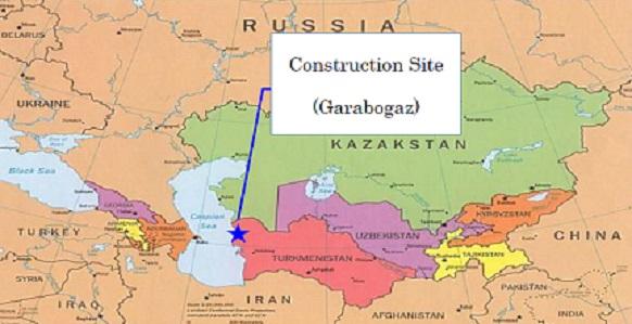 Г.Бердымухамедов на селекторном совещании напомнил о заводе по производству карбамида в г Гарабогаз