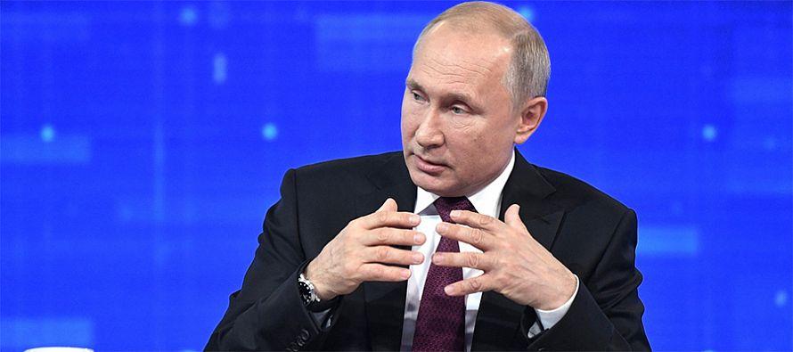 Putin: Oil price volatility is hurting Russia's economy