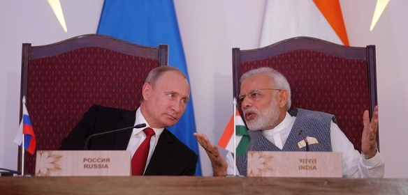 India and Russia sign 3 agreements in the «Hydrocarbon» sector