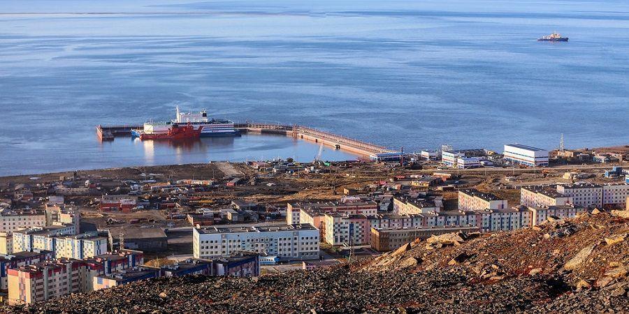 Город Певек полностью переведут на теплоснабжение от плавучей АЭС