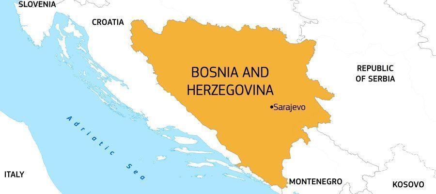 Bosnia and Herzegovina changes import route for Russian gas