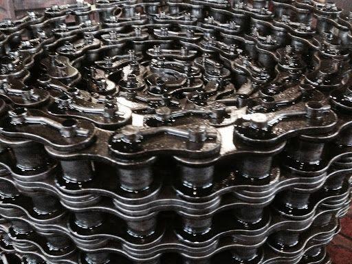 Нефтяные цепи TSUBAKI