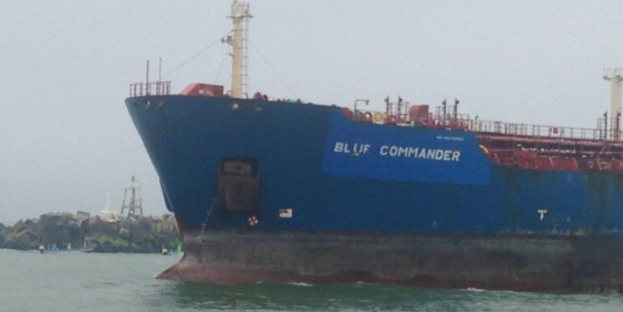 Власти Мексики арестовали танкер Blue Commander по обвинению в краже топлива из нефтепровода Pemex