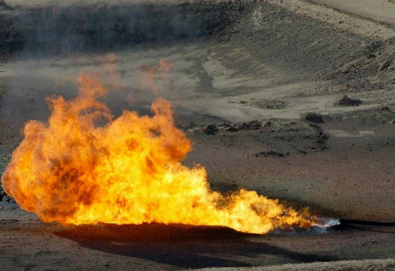 Установлена причина взрыва на газопроводе в Польше в ноябре 2013 г