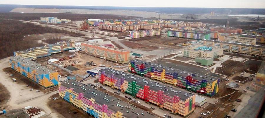 АЛРОСА приступила к реализации проекта по газификации г. Удачный