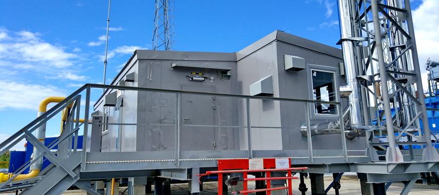 На энергокомплексе Барсуковского месторождения Роснефти введена установка для подготовки попутного газа в качестве топлива