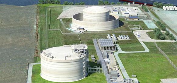 Канада решила освоить китайский газовый рынок. FortisBC направила в Китай пробную партию СПГ в танк-контейнерах