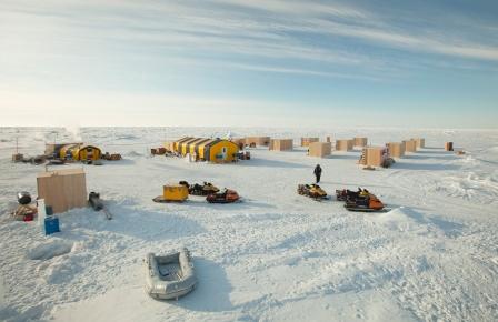 На мысе Отто Шмидта будет восстановлен арктический аэродром