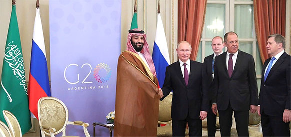 The biggest oilmen of 2018