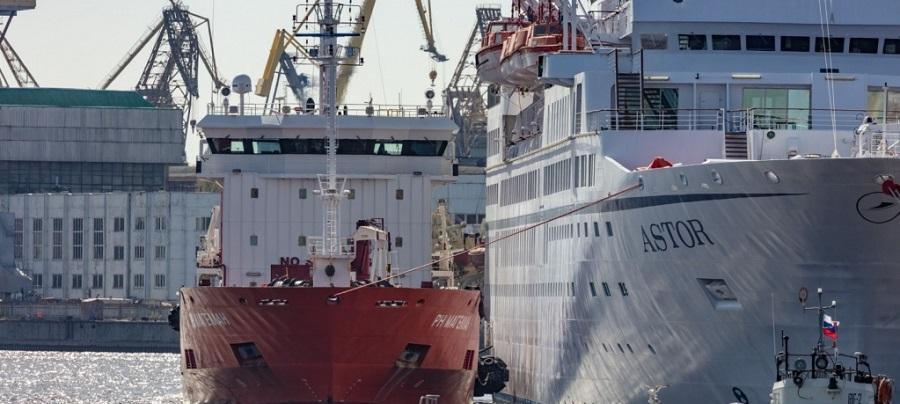 Роснефть в 1-м полугодии 2019 г. увеличила объем продаж судового топлива на 9%