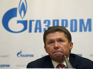 Финальное согласование цены на газ. А.Миллер вылетает в Китай