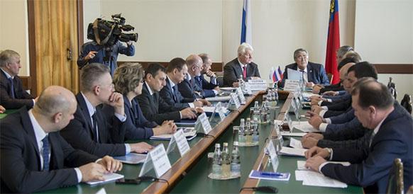 Газификация и долги за газ. Ход газификации Кузбасса Газпром обсудил с руководством Кемеровской области