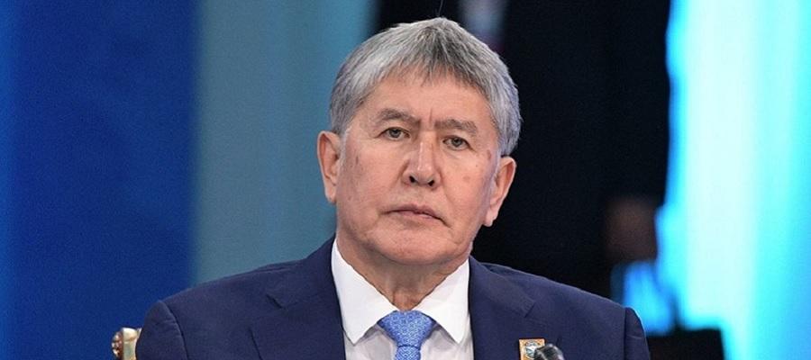 В. Путин встретился с подозреваемым по 5 уголовным делам экс-президентом Киргизии