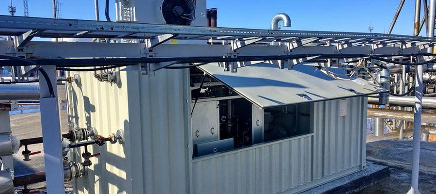 Малые газокомпрессорные установки – новое решение для электроэнергетики и нефтегаза