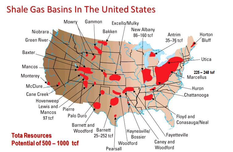 Сланцевый бум в США. EOG Resources опечалена нулевой рентабельностью