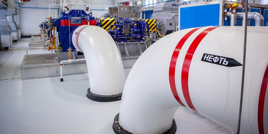 Транснефть-Сибирь получила одобрение на строительство станции смешения нефти на ЛПДС Южный Балык