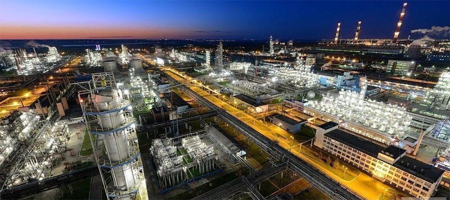 На производстве полиэтилена Нижнекамскнефтехима произведена замена катализатора