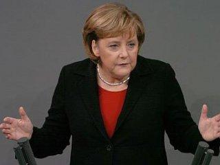 А.Меркель. «Следует немного упорядочить» мнение «о том, что теперь нам нужно будет невероятно большое количество газа».
