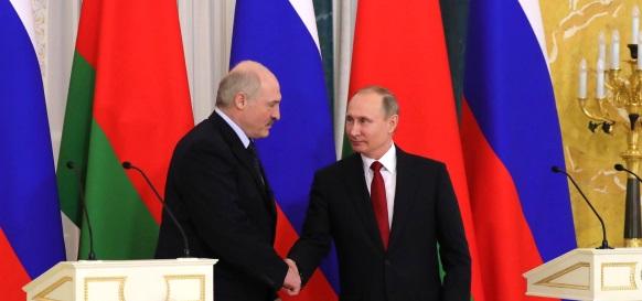 Нужно идти на уступки. Россия и Белоруссия урегулировали нефтегазовый спор и договорились о создании единого рынка газа ВИДЕО