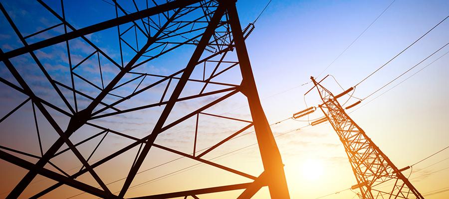 Потребление электроэнергии на Украине с начала 2019 г. сократилось на 2%