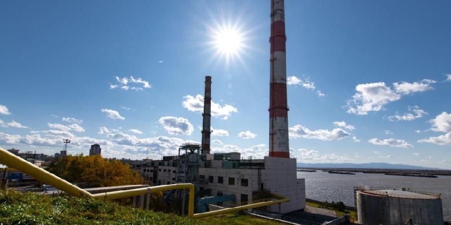 На Хабаровской ТЭЦ-2 завершился перевод котлоагрегата №4 на газовое топливо