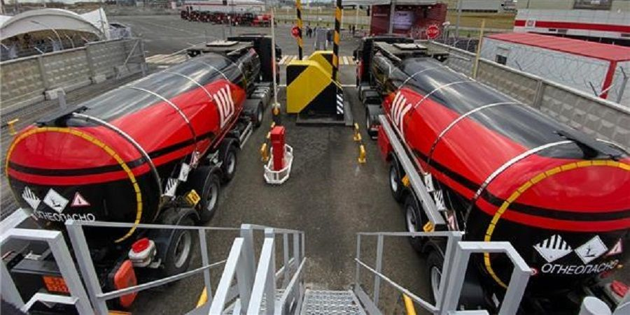 LUKOIL opens a bitumen products loading terminal in Kstovo
