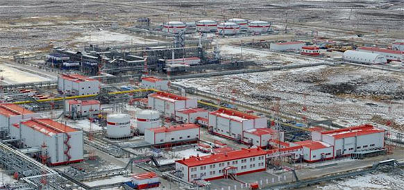 Lukoil produces 1 million tonnes of oil at Pyakyakhinskoye field, Western Siberia