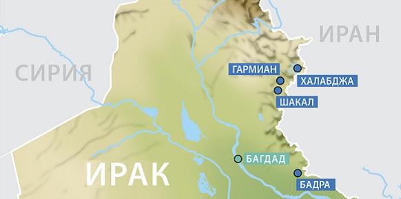Очень высокие риски. Газпром нефть отказалась от разработки блока Халабджа в Иракском Курдистане