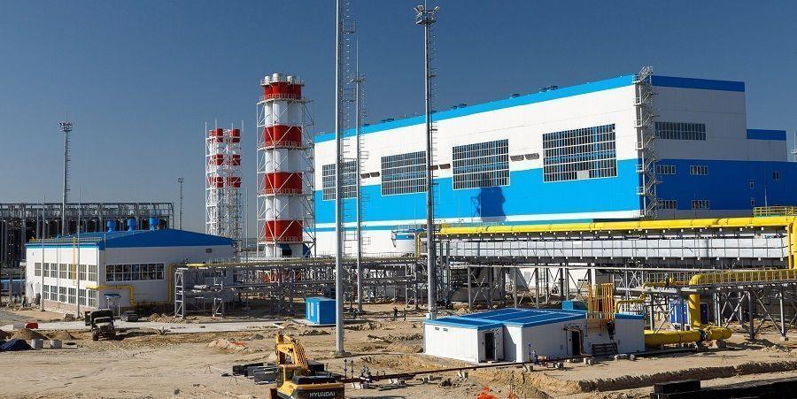 Газпром энергохолдинг ввел Свободненскую ТЭС для энергоснабжения Амурского ГПЗ