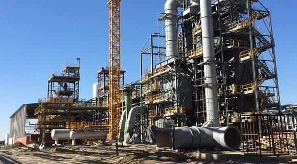 Модернизация казахстанских НПЗ за 14 октября 2016 г