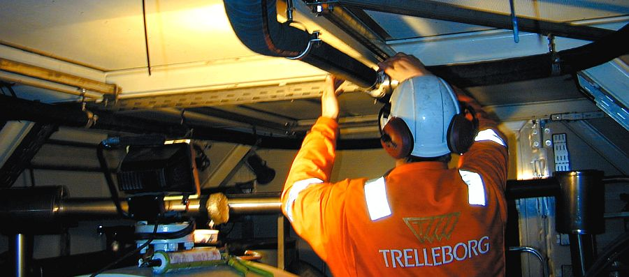 Trelleborg introduces 2 new oil and gas seals