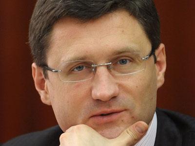 А.Новак: Продажа российского газа на границе с Украиной противоречит контракту