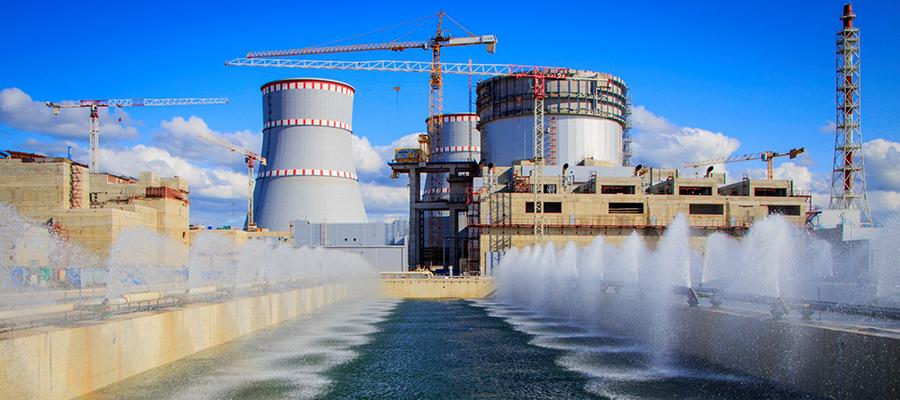 Оборудование блочного и резервного пунктов управления 2-го энергоблока Ленинградской АЭС-2 готово к проливу